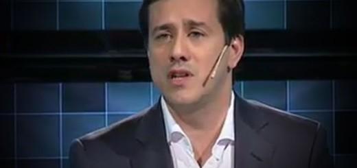 """Recalde: """"El Estado invierte el 0,19% del presupuesto en Aerolíneas, que equivale a $3mil millones, lo mismo que Macri en el subte"""""""