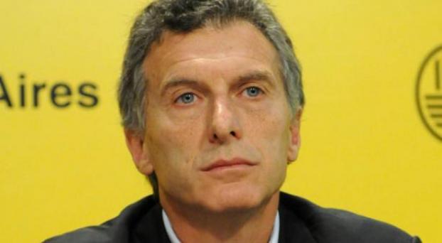"""Macri: """"Caputo SA no licitó ninguna obra durante mi gestión""""."""