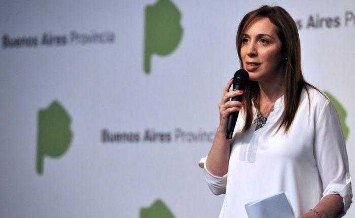 """Vidal: """"De cada $100 que la Argentina recauda, $37 los aporta la Provincia [de Buenos Aires], y recibe sólo $18″"""