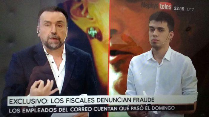 """Navarro: """"Hay una orden a los empleados de fraude"""""""