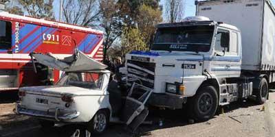 """Michetti: """"Somos el país con mayor número de accidentes mortales en el mundo"""""""