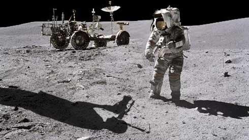 ¿Llegó el hombre a la Luna?