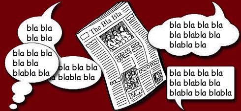Noticias sobran, pero faltan fuentes