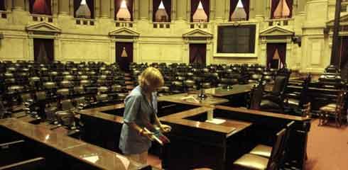 """Vilma Ibarra: """"Este fue uno de los peores años parlamentarios"""""""