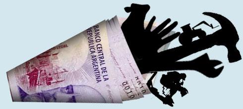 """Tiempo Argentino: """"Sin presupuesto, peligran 380 mil puestos de trabajo"""""""