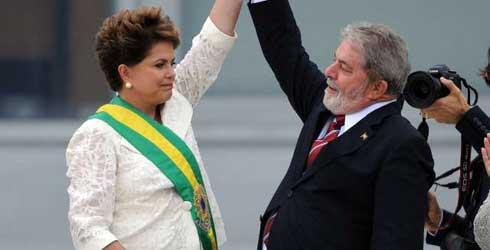 Dilma no mencionó a la Argentina…tampoco a China