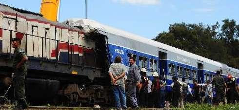Página 12  acusa a Duhalde por el accidente ferroviario en San Miguel
