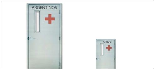 """CFK: """"En la Ciudad, en algunos lugares piden DNI para ver si te atienden o no a un chiquito enfermo"""""""
