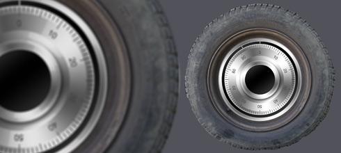 """Clarín: """"Aumentó el robo de ruedas por trabas a las importaciones"""""""