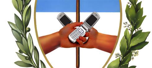 """CFK: """"Somos el país que más celulares por habitante tiene de toda América"""""""