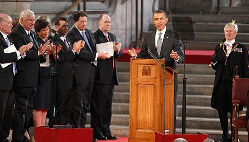 """Obama: la economía global """"se ha estabilizado y se está recuperando"""""""