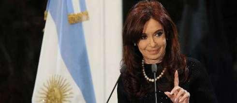 """C. Fernández: """"Nunca tuvimos una economía con el grado de participación a nivel internacional, como el que hoy tiene Argentina"""""""