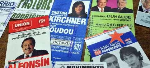 """Cristina Fernández: en esta elección """"batimos el récord de concurrencia electoral"""""""