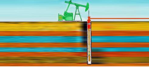 En P12 se insinúa que la caída de reservas no es un problema del Gobierno sino de la geología