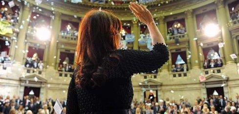 El discurso de CFK: segunda parte