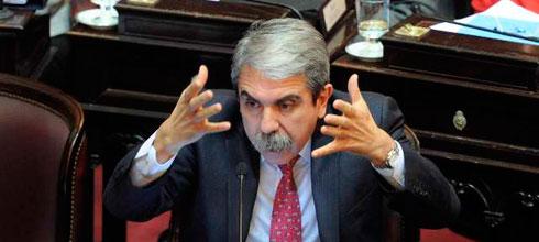 """Aníbal Fernández: """"Todos [los gobernadores] tuvieron discusiones con sus vicegobernadores cuando tenían vuelo propio"""""""