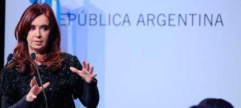 """CFK: """"El tipo de cambio no está retrasado"""""""