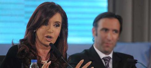 """CFK: """"En [los] Estados Unidos para medir la inflación no los toman [a los alimentos y a la energía]"""""""