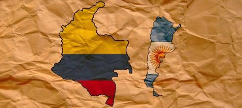 ¿La economía de Colombia superó la de la Argentina?