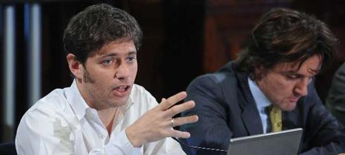 """Kicillof: """"Prácticamente se duplicó la inversión de YPF desde que el Estado tiene el control"""""""