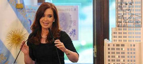 CFK: impuestos y jubilaciones