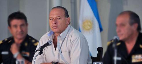 """Berni: """"Junín tiene índices de criminalidad comparables a los de Rosario"""""""