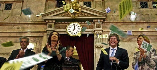 """CFK: """"[Los jueces, abogados y académicos del Consejo de la Magistratura] tienen que ser votados por sus conciudadanos; está en absoluta regla con lo que establece la Constitución"""""""