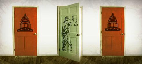 Ingreso democrático: sólo en el Poder Judicial
