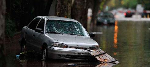 """Santilli: """"No hubo ninguna subejecución [en mantenimiento e infraestructura pluvial]"""""""
