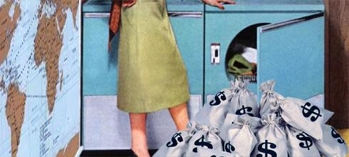 El lavado y la fuga de dinero: actores públicos y conductas privadas