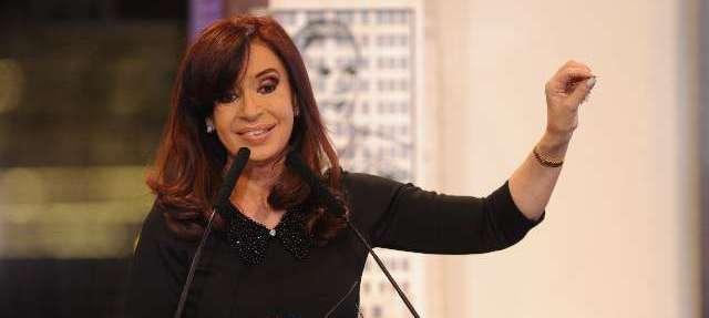 """CFK: """"Argentina tuvo [en 2012] la Inversión Extranjera Directa más importante de toda la década"""""""