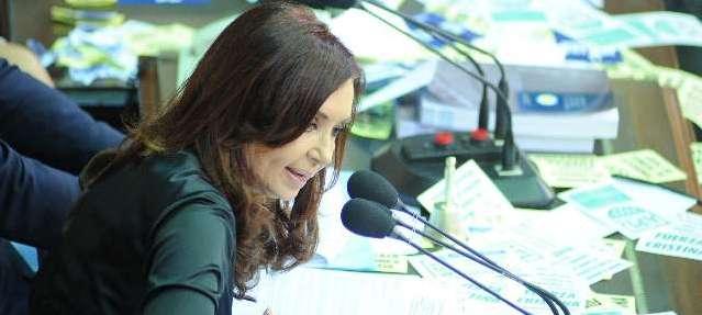 """CFK: """"La Argentina tiene la cobertura más alta [en jubilaciones de la región]"""""""