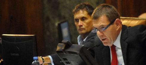 """Montenegro: """"El protocolo estaba perfectamente cumplido"""""""