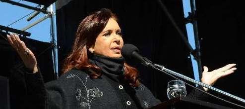 """CFK: """"La inversión en salud pública creció 10 veces en el Presupuesto"""""""