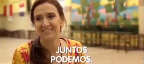 "Michetti: ""Juntos podemos"""
