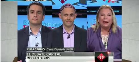 Un chequeo al debate de candidatos porteños