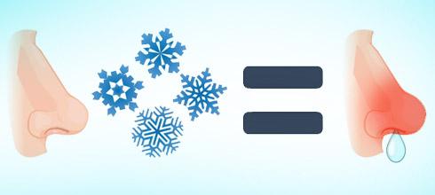 ¿Realmente el frío da resfrío?
