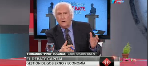 """Solanas: """"Argentina hoy es el tercer exportador mundial de cocaína"""""""