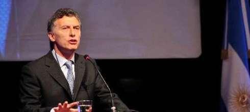 """Macri: """"Bajamos de más de 6 mil toneladas a 3.800 toneladas que tenemos que disponer"""""""