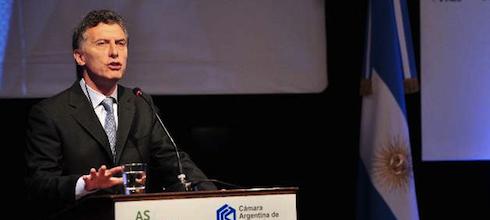 """Macri: """"Este es el Gobierno que más impuestos cobró en la historia"""""""