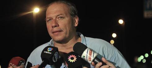 """Berni: """"Objetivamente en la Argentina no hay producción de drogas"""""""