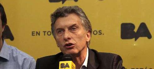 """Macri: """"Tres de cada mil [personas] que hoy están cometiendo un delito van a ir a la cárcel"""""""
