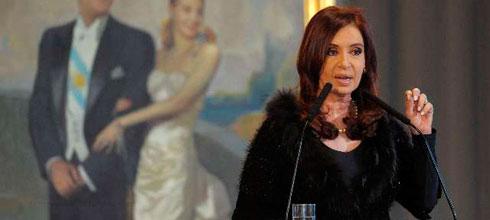 """CFK: """"La proporción de la publicidad del Estado frente a la publicidad privada es ínfima"""""""
