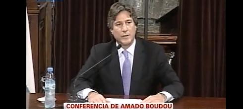 Las denuncias que hizo Boudou al inicio de la causa Ciccone