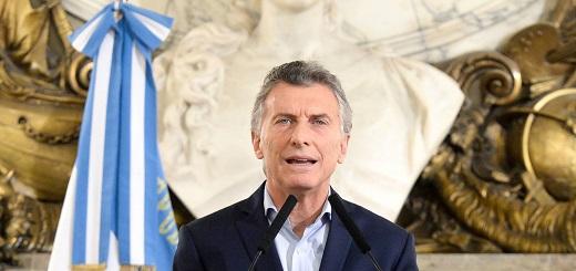 """Macri: """"El año pasado la inversión creció 11%, fue el mayor de los aumentos en seis años"""""""