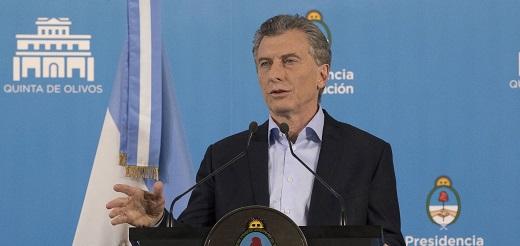 Macri en conferencia de prensa: dichos y datos de empleo, retenciones, pobreza e inflación