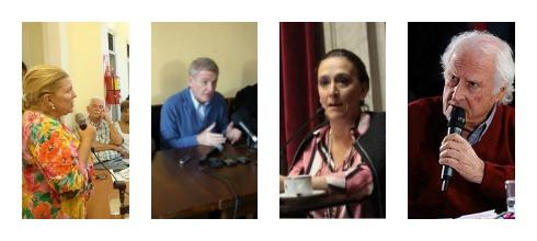 ¿Cómo votaron Carrió, De Narváez, Michetti y Solanas?