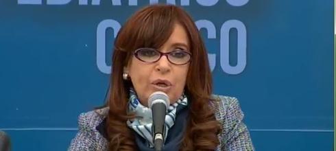 """CFK: """"Nuestro país es el mejor de Latinoamérica para ser madre"""""""
