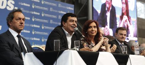 """Espinoza: """"El 98% de la población de La Matanza está conectada a la red de agua potable"""""""
