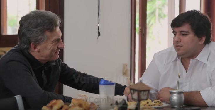 "#Spots Macri: ""Vamos juntos"""